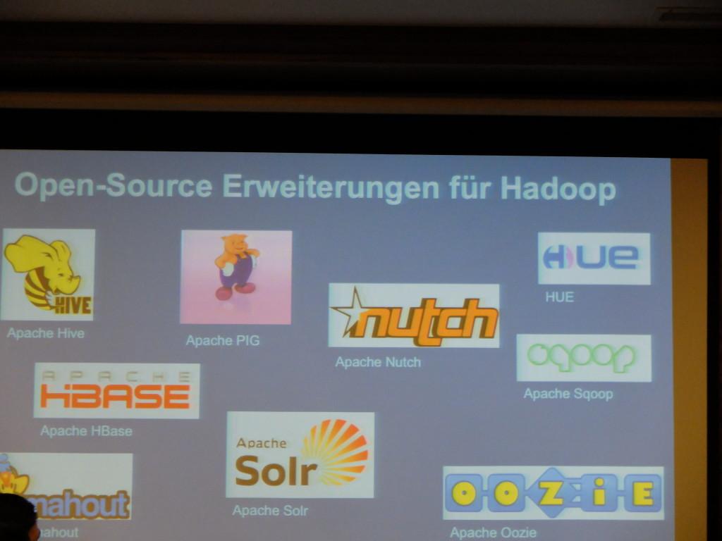 Erweiterungen für Hadoop